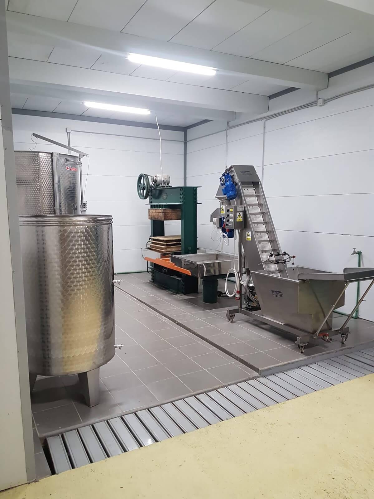 Prerada voća i proizvodnja sokova